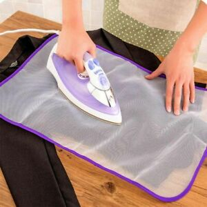 Press Mesh Cover Pad for Ironing Cloth Guard Protect Delicate Garment Clothes