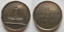 medaglia Leopoldo II Gran duca Toscana banca nazionale 1857