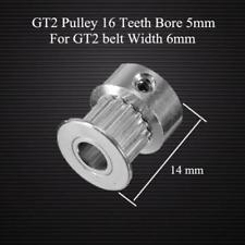 GT2 puleggia 16 denti  5 mm cinghia 6mm accessori stampanti 3d CONSEGNA RAPIDA
