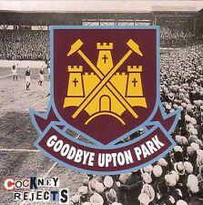 "Cockney Rejects - Goodbye Upton Park - 7"" - Punk Vinyl - West Ham"
