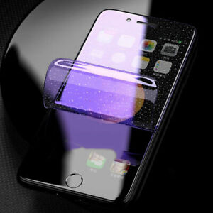 For iPhone Nokia Pixel HTC Anti-Purple Full Cover Screen Protector Soft Film Lot