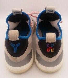 Nike Kobe AD Exodus Vast Grey/Moon Size 13 US / 12 UK AV3555-004 Mens Shoes