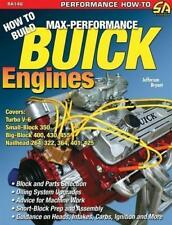 BUICK ENGINES BOOK MANUAL HOW TO BUILD MAX PERFORMANCE SHOP SERVICE REPAIR V8