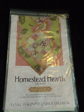 Homestead Hearth Table Runner Touchwood Quilts