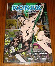 Korak Son Of Tarzan Archives Volume 2, SEALED, Russ Manning, Gold Key Dark Horse