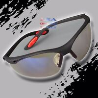 Light Weight Scratch-Resistant Safety Shooting Target Protective Glasses PC Lens