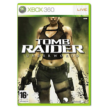 Xbox 360-tomb raider underworld ** nouveau & sealed ** en stock au royaume-uni
