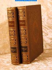 E.T.A.Hoffmann - Kurz,H. Hrsg.- Hoffmanns Werke in 2 Bd`n - Lpz. Bibliogr.1897
