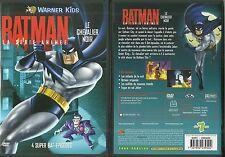 DVD - BATMAN : LE CHEVALIER NOIR ( DESSIN ANIME ) / COMME NEUF - LIKE NEW