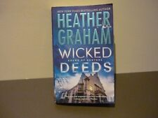 HEATHER GRAHAM ROMANTIC SUSPENSE - WICKED DEEDS - BOOK 23 KREWE OF HUNTERS