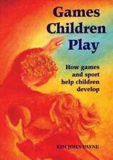 Games Children Play por Kim Brooking-Payne Libro de Bolsillo 9781869890780 Nuevo