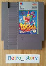 Nintendo NES Digger T. Rock PAL