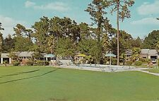 Lam (S) Jacksonville, Fl - Air Base Motel - Swimming Pool and Grounds View