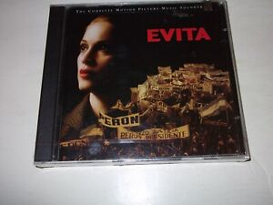 """Evita"" soundtrack. Sealed 2 CD set. 1996. Madonna."