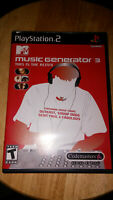 MTV Music Generator 2 Remix (Sony PlayStation 2, 2001)