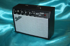 "Fender Mini '65 Twin Amp, 9v Battery Powered, Two 3"" Speakers, 1 W, 0234812000"