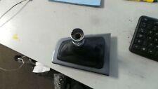 Ford focus mk3 2011 - 2014 leather gear stick gator / gaitor anthracite trim
