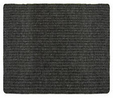 MULTY HOME LP Carpet Runner, Concord, Charcoal Polypropylene, 2 x 5-Ft.