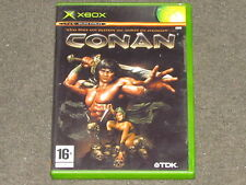 Conan XBOX Cheap & Complete - FREE & FAST POST PAL RARE