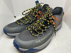 The North Face Men's Trail Escape Edge Shoes Dk Shadows Grey Size 12.5 MSRP $110