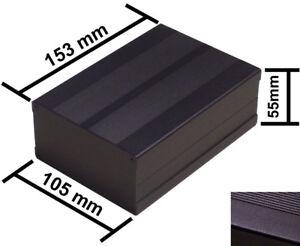 Aluminum Project Box Enclosure Case Electronic 153x105x55mm_Medium US Seller