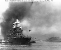 8x6 Gloss Photo ww3F73 World War 2 Pearl Harbour 167