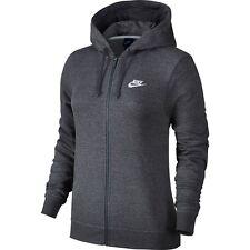 8a1a8d7e6d7b Nike Women s Sportswear Hoodie Sweat Top Training Gym Ladies Sport Running  Activ M Grey