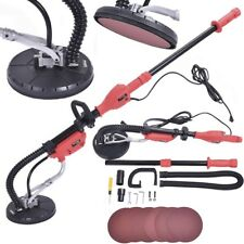 750W Drywall Sander Electric Adjustable Variable Speed Sanding Pad Tool 60Hz Us