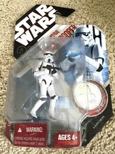 Star Wars 30th Anniversary StormTrooper With Coin New & Sealed!!