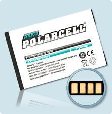 PolarCell Akku für BlackBerry Bold 9000 9700 9780 M-S1 1700mAh Batterie Accu