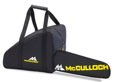 """McCulloch Chainsaw Bag also fits Husqvarna ,Stihl, Makita Chainsaws up to 20"""""""