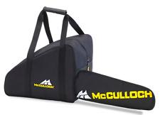 """McCulloch Motosega borsa adatta anche per HUSQVARNA, Stihl, Makita le motoseghe fino a 20"""""""