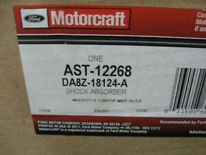 Suspension Strut Assembly-New Front Right MOTORCRAFT AST-362 fits 2009 Ford Flex