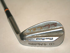 John Letters 8 iron Micro Milled Dai Rees New Master with True Temper shaft