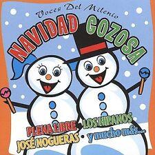 VOCES DEL MILENIO Navidad Gozosa CD childrens Spanish Christmas music NEW