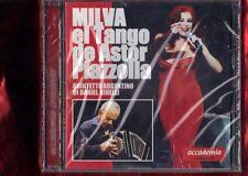 MILVA-EL TANGO DE ASTOR PIAZZOLLA CD NUOVO SIGILLATO