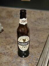 New ListingRare 2009 Guinness 250 Limited Edition Anniversary Stout Beer Empty Bottle