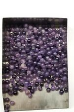 Amethyst 4mm Round Drilled Beads.Make Your Own Jewelry 300 Beads FREE SHIPPING