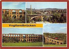B47388 Vogtlandbrucken train   germany