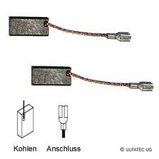 Escobillas Bosch GWS 6-125, 660 GWS, GWS 670, GWS 780 C - 5x8x17,5mm (2187)