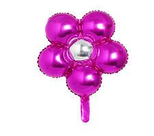 "18"" Party Wedding Birthday Decor 10pcs Flower shape Foil Balloon Celebration"