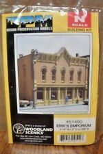 DESIGN PRESERVATION MODELS ERIK'S EMPORIUM N SCALE BUILDING KIT
