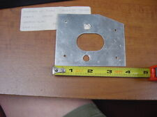NOS Heat Shield Adaptor Plate Austin Marina