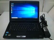 "New listing Toshiba Tecra M11-S3440 14"" Win 10(500gb*4gb*i5)Webcam*Bl t*Dvdrw*Hdmi*Aut#300*"