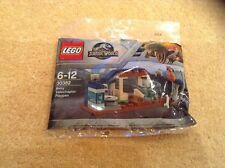 Lego 30320 Jurassic World Galliminus avec piège neuf dans sa boîte