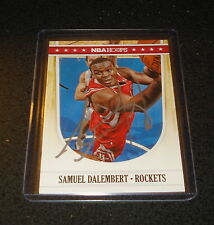 SAMUEL DALEMBERT 2011-12 Hoops IP AUTO AUTOGRAPHED SIGNED In Person
