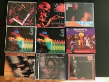 MILES DAVIS AMAZING LOT OF 9 CD'S     LIVE AT FILLMORE+CARNEGIE+EUROPE+MANY MORE