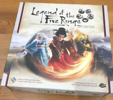 Legend Of The Five Rings The Card Game. Complete Starter Set #2