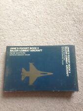 Jane's Pocket Book 2 Major Combat Aircraft HB John.W.R.Taylor