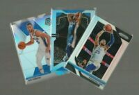 LOT OF 3 BEN SIMMONS 2018-20 PRIZM #219 SILVER #198 SILVER & #149 MOSAIC SILVER